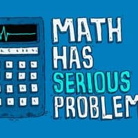 Math Has Serious Problems - small view