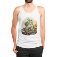Firelight Cottage - mens-jersey-tank - small view