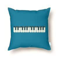 The Choir of Antarctica - throw-pillow - small view
