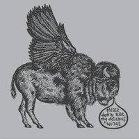 The Buffalo's Plea - small view