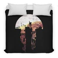 Kite Parkour - duvet-cover - small view