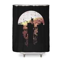 Kite Parkour - shower-curtain - small view