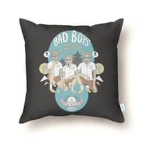 Bad Boys - throw-pillow - small view