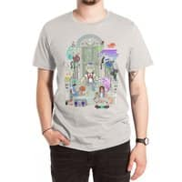 Ode To Doing Nothing - mens-extra-soft-tee - small view