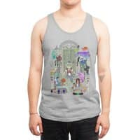 Ode To Doing Nothing - mens-jersey-tank - small view