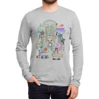 Ode To Doing Nothing - mens-long-sleeve-tee - small view