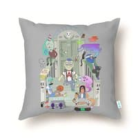 Ode To Doing Nothing - throw-pillow - small view