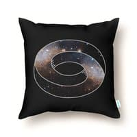 The Universe Cycle - throw-pillow - small view