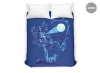 Night Sky Projector - duvet-cover - small view