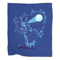 Night Sky Projector - blanket - small view
