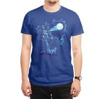 Night Sky Projector - mens-regular-tee - small view