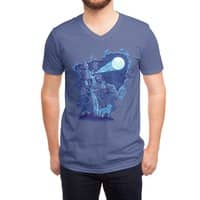 Night Sky Projector - vneck - small view