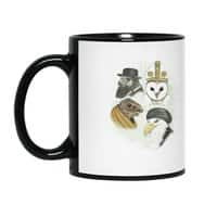 Birds of Pray - black-mug - small view