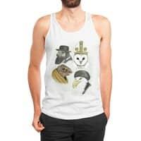 Birds of Pray - mens-jersey-tank - small view