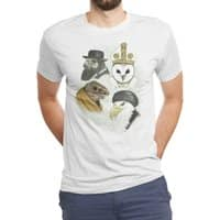 Birds of Pray - mens-triblend-tee - small view