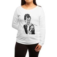 Zombie at Tiffany's - womens-long-sleeve-terry-scoop - small view
