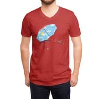Waiting for the Sun - vneck - small view