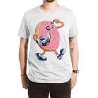 Donuts Love Policemen - mens-extra-soft-tee - small view