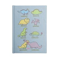 Know Your Dinosaurs - notebook - small view