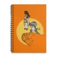 The King - spiral-notebook - small view
