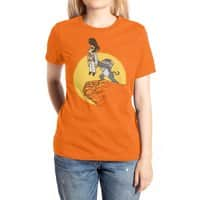 The King - womens-extra-soft-tee - small view