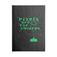 Pixels Are For Squares - notebook - small view