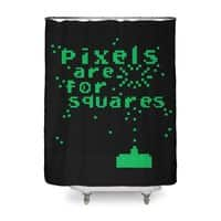 Pixels Are For Squares - small view