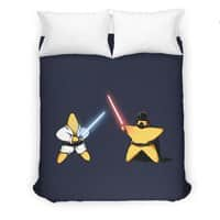 Star Sabers - duvet-cover - small view