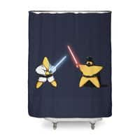 Star Sabers - shower-curtain - small view