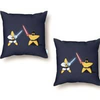 Star Sabers - throw-pillow - small view
