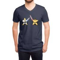 Star Sabers - vneck - small view