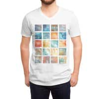 Notes from Monet - vneck - small view