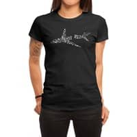 108 Objects from Flight 815 - womens-regular-tee - small view