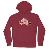 Too Cool - unisex-lightweight-pullover-hoody - small view