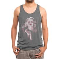 Ghost - mens-triblend-tank - small view
