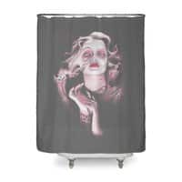 Ghost - shower-curtain - small view