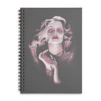 Ghost - spiral-notebook - small view