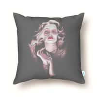 Ghost - throw-pillow - small view