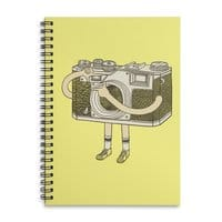 Photographer - spiral-notebook - small view