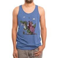 Historical Reconstitution - mens-triblend-tank - small view