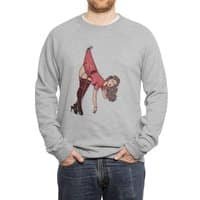 Pin Up Girl - crew-sweatshirt - small view