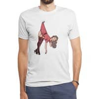 Pin Up Girl - mens-triblend-tee - small view