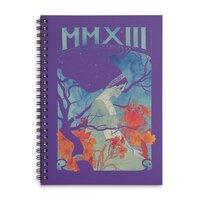 MMXIII - spiral-notebook - small view