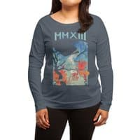 MMXIII - womens-long-sleeve-terry-scoop - small view