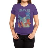 MMXIII - womens-triblend-tee - small view