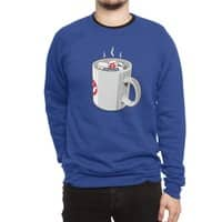Something Strange, In Your Beverage... - crew-sweatshirt - small view