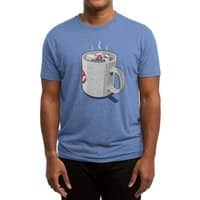 Something Strange, In Your Beverage... - mens-triblend-tee - small view