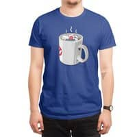 Something Strange, In Your Beverage... - mens-regular-tee - small view