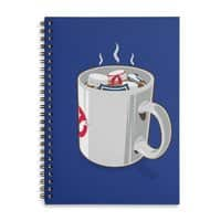 Something Strange, In Your Beverage... - spiral-notebook - small view