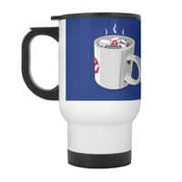 Something Strange, In Your Beverage... - travel-mug-with-handle - small view